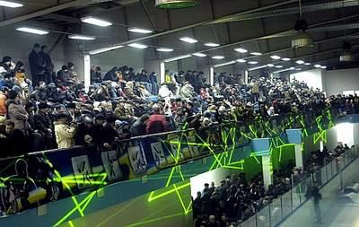 Хокеїсти «Олімпії» з Калуша