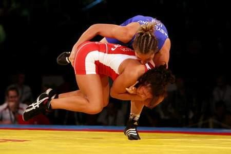 Калушанка Ірина Харів поїде на Кубок світу  з вільної боротьби